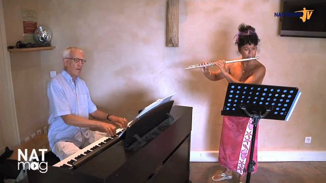 NATMAG 6 - Musical workshop in Provence