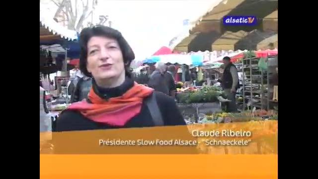 Slow food Alsace