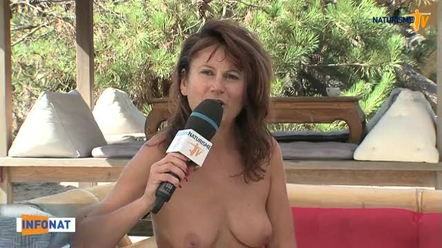 Paroles de Naturistes - Katia, Michel et Monique,