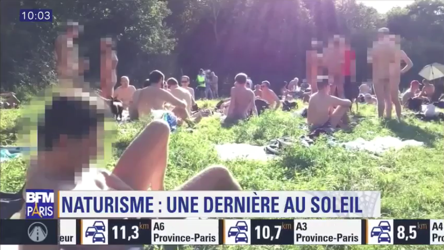 bfm tv paris naturiste